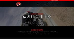 Aviation Website Design Midland